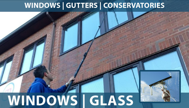 Window, Conservatory and Gutter Cleaning in Limerick, North Tipperary and North Cork. Call us on (085) 218 5653