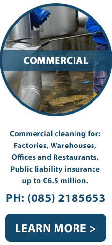 Commercial Power Washing | Limerick | North Tipperary | North Cork